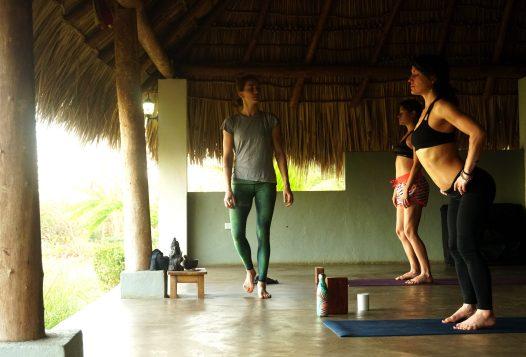 Earth to Sky Bowspring Retreat, Nicaragua